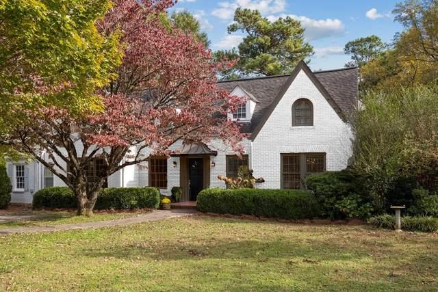 1581 Johnson Road, Atlanta, GA 30306 (MLS #6818297) :: North Atlanta Home Team