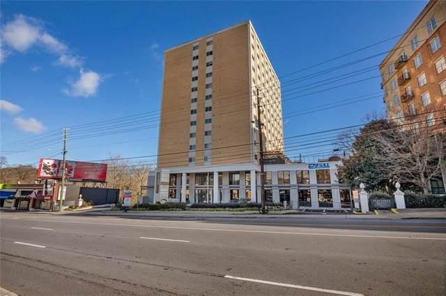 2285 Peachtree Road NE #1105, Atlanta, GA 30309 (MLS #6818502) :: The Justin Landis Group