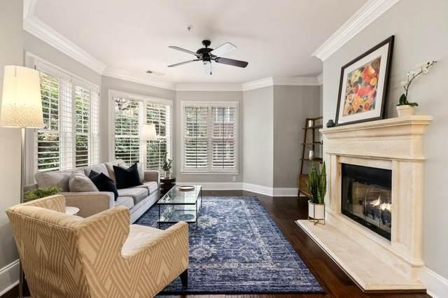 825 Highland Lane NE #1104, Atlanta, GA 30306 (MLS #6819029) :: Path & Post Real Estate