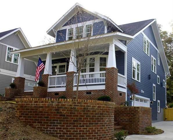 215 Brumby Street, Marietta, GA 30060 (MLS #6819984) :: North Atlanta Home Team