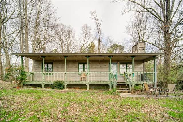 218 Flat Creek Church Road, Ellijay, GA 30540 (MLS #6820192) :: North Atlanta Home Team