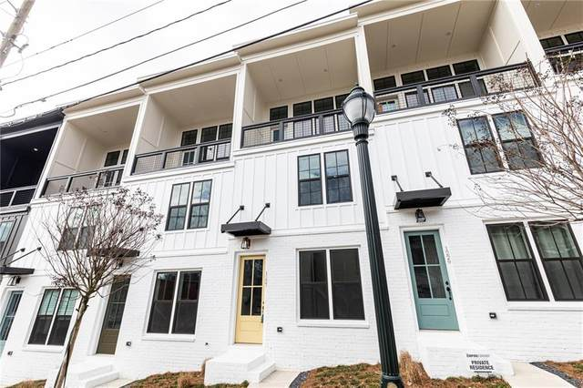 912 Huff Road NW #13, Atlanta, GA 30318 (MLS #6820672) :: KELLY+CO