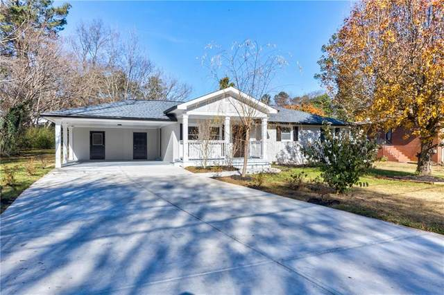 768 Walnut Circle SW, Marietta, GA 30060 (MLS #6820700) :: The Realty Queen & Team