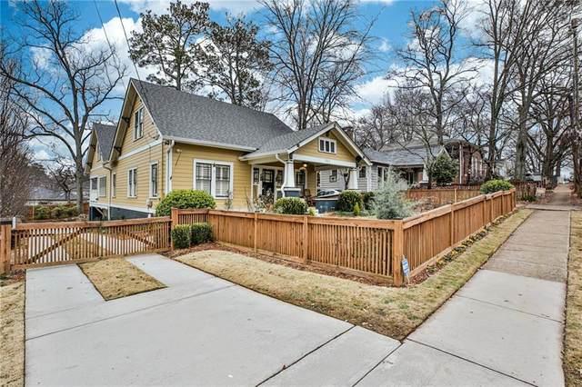 912 E Ponce De Leon Avenue, Decatur, GA 30030 (MLS #6821768) :: North Atlanta Home Team