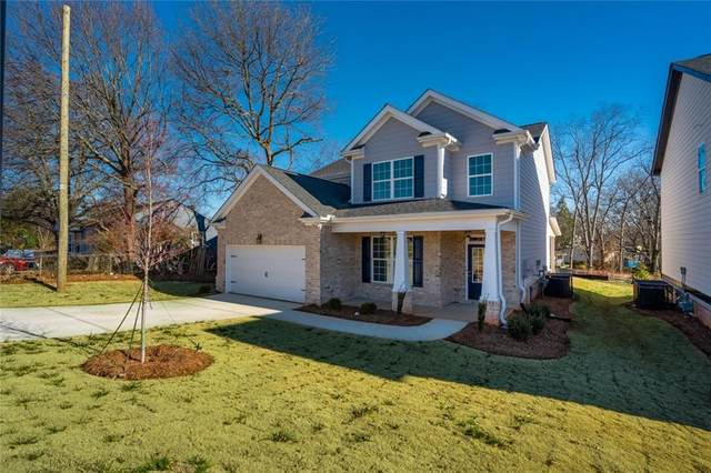 2469 Dixie Avenue SE, Smyrna, GA 30080 (MLS #6822144) :: Scott Fine Homes at Keller Williams First Atlanta