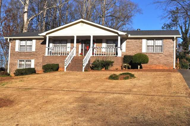 3870 Rock Cliff Drive SW, Smyrna, GA 30082 (MLS #6822262) :: Path & Post Real Estate