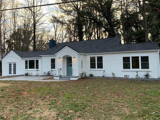 1441 Carter Road, Decatur, GA 30030 (MLS #6822279) :: The Butler/Swayne Team