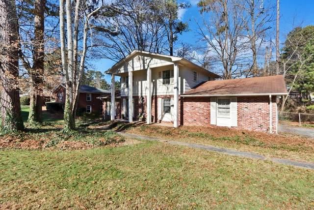 2355 Carrington Way SE, Marietta, GA 30067 (MLS #6824413) :: North Atlanta Home Team