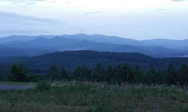 0 Ridge Peak View, Blairsville, GA 30512 (MLS #6825041) :: Lucido Global