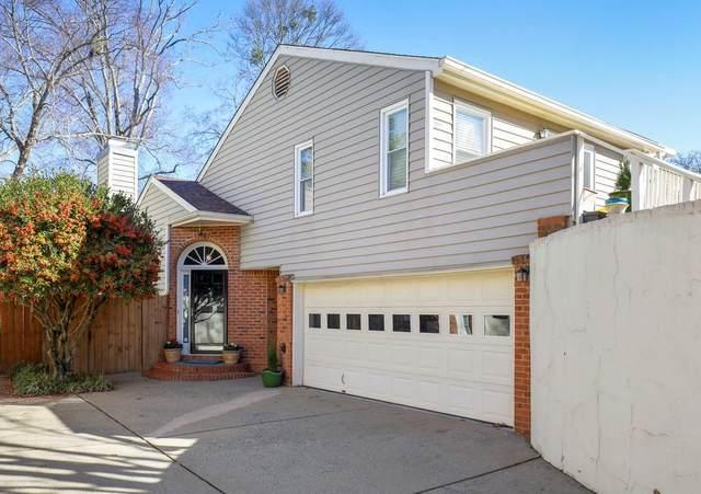 1823 Rockridge Place NE, Atlanta, GA 30324 (MLS #6825124) :: The Cowan Connection Team