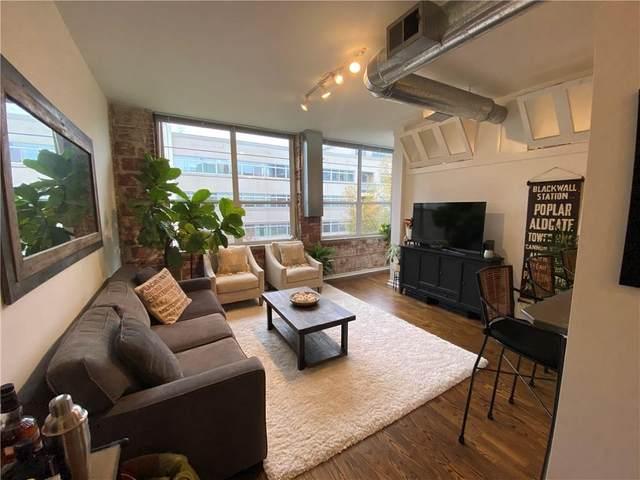 800 Peachtree Street NE #8523, Atlanta, GA 30308 (MLS #6825443) :: Path & Post Real Estate