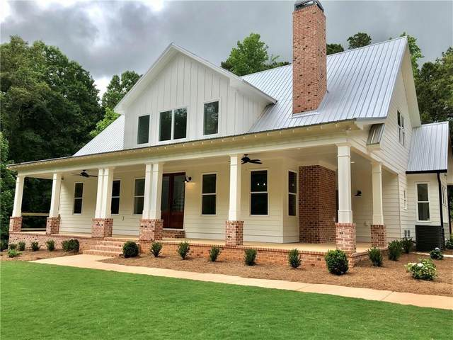 1 N Tom Cobb Drive, Hartwell, GA 30643 (MLS #6825682) :: Path & Post Real Estate