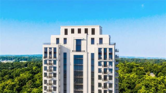 2520 Peachtree Road NW #2202, Atlanta, GA 30305 (MLS #6825929) :: North Atlanta Home Team