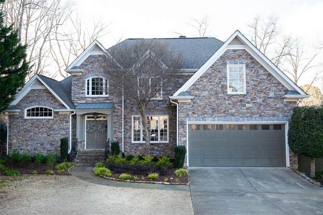 6815 Crofton Drive, Alpharetta, GA 30005 (MLS #6826070) :: North Atlanta Home Team