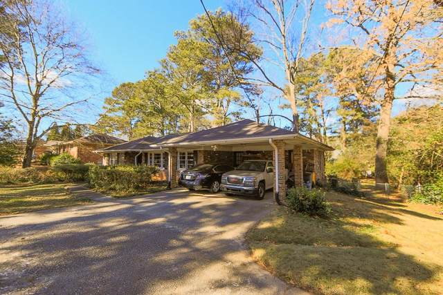 2488 Fairoaks Road, Decatur, GA 30033 (MLS #6826334) :: North Atlanta Home Team