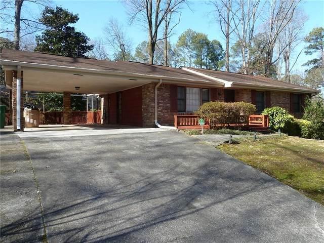 3240 Westwood Drive, Atlanta, GA 30340 (MLS #6826426) :: Scott Fine Homes at Keller Williams First Atlanta