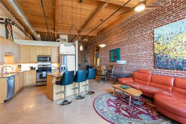 204 Walker Street SW #317, Atlanta, GA 30313 (MLS #6826458) :: The Zac Team @ RE/MAX Metro Atlanta