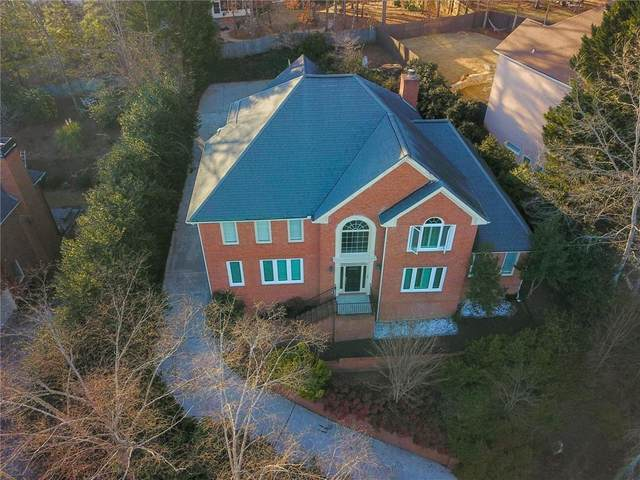 3195 Kingshouse Commons, Alpharetta, GA 30022 (MLS #6826460) :: Path & Post Real Estate