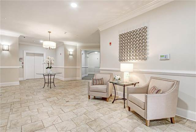 11 Perimeter Center E #1209, Atlanta, GA 30346 (MLS #6827055) :: The Justin Landis Group