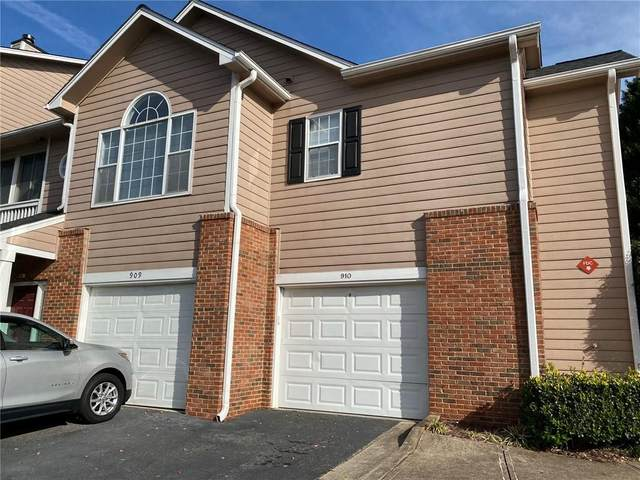 909 Vinings Forest Lane #909, Smyrna, GA 30080 (MLS #6827249) :: Oliver & Associates Realty