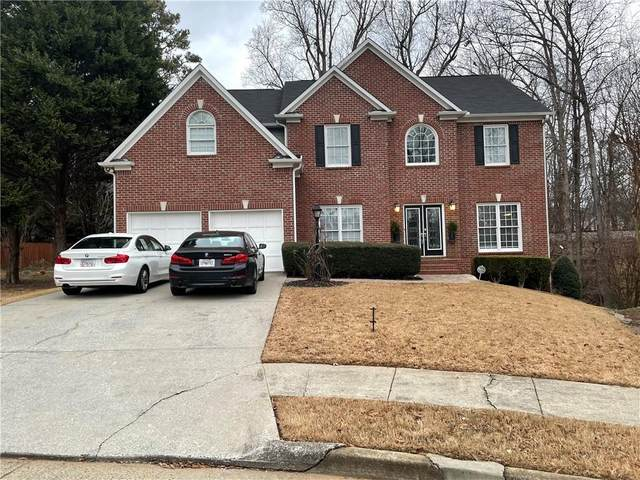 4215 Steeplehill Drive NW, Kennesaw, GA 30144 (MLS #6827328) :: RE/MAX Prestige