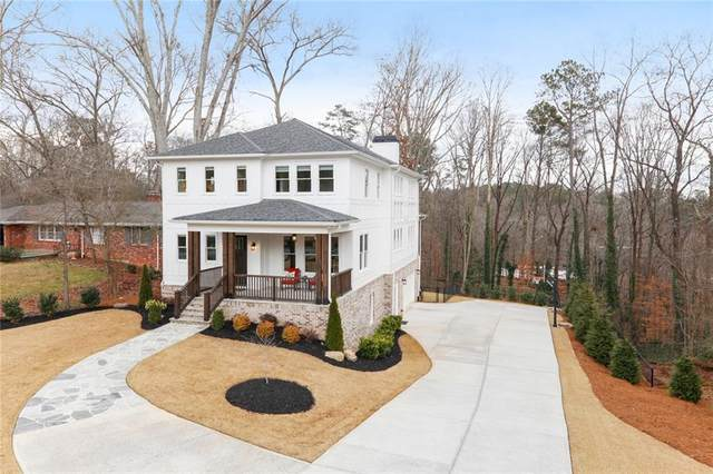 185 Spring Drive, Roswell, GA 30075 (MLS #6828121) :: North Atlanta Home Team