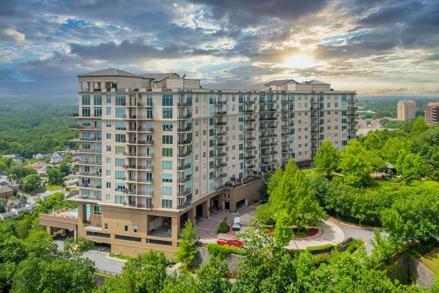2950 Mount Wilkinson Parkway SE #801, Atlanta, GA 30339 (MLS #6829965) :: The Justin Landis Group