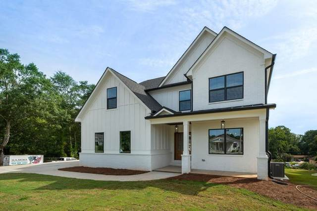 6181 Shoreland Circle, Buford, GA 30518 (MLS #6830365) :: North Atlanta Home Team