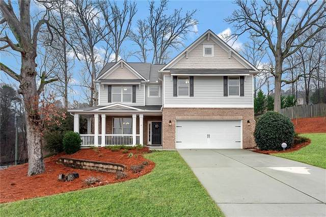 1475 Shoup Court NW, Kennesaw, GA 30152 (MLS #6831390) :: Path & Post Real Estate