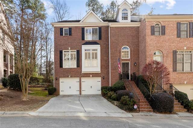 7255 Village Creek Trace, Atlanta, GA 30328 (MLS #6831741) :: The Butler/Swayne Team