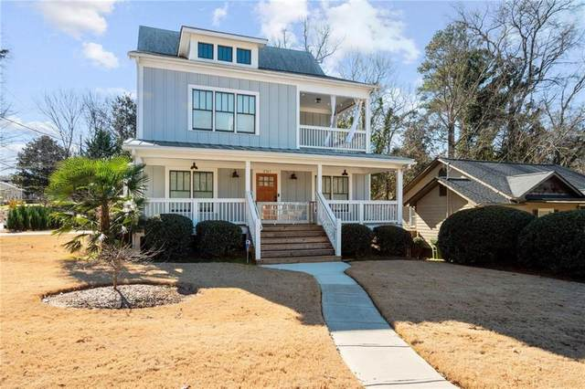 2767 Memorial Drive SE, Atlanta, GA 30317 (MLS #6832382) :: KELLY+CO