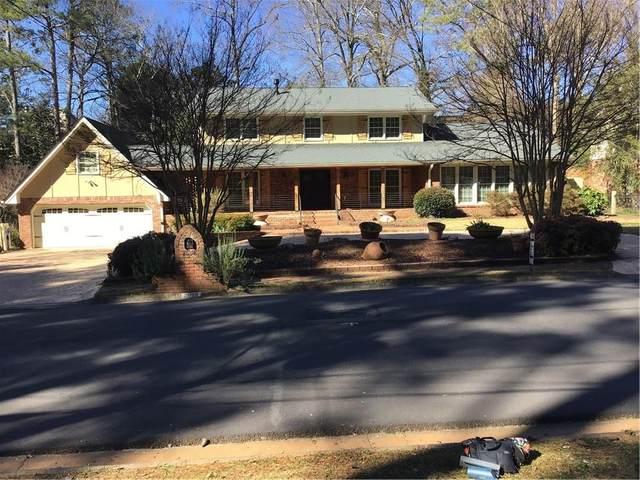 2698 Gleneagles Drive, Tucker, GA 30084 (MLS #6832846) :: Scott Fine Homes at Keller Williams First Atlanta