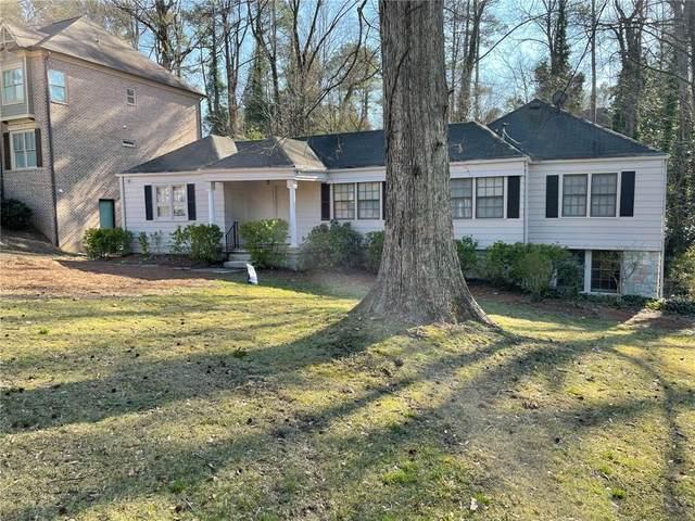 2116 E Roxboro Road, Brookhaven, GA 30324 (MLS #6833651) :: Oliver & Associates Realty