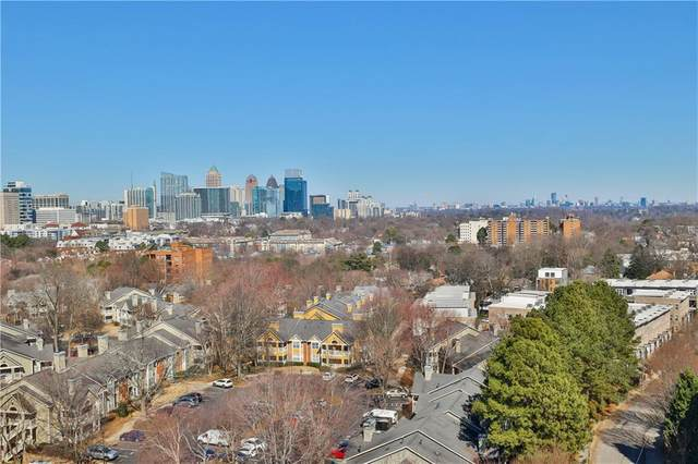 375 Ralph Mcgill Boulevard NE #1304, Atlanta, GA 30312 (MLS #6834180) :: North Atlanta Home Team