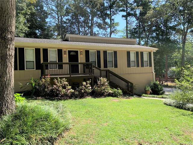 200 Denna Drive, Alpharetta, GA 30009 (MLS #6837213) :: North Atlanta Home Team
