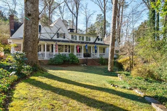 2744 Mabry Road NE, Brookhaven, GA 30319 (MLS #6837272) :: Scott Fine Homes at Keller Williams First Atlanta