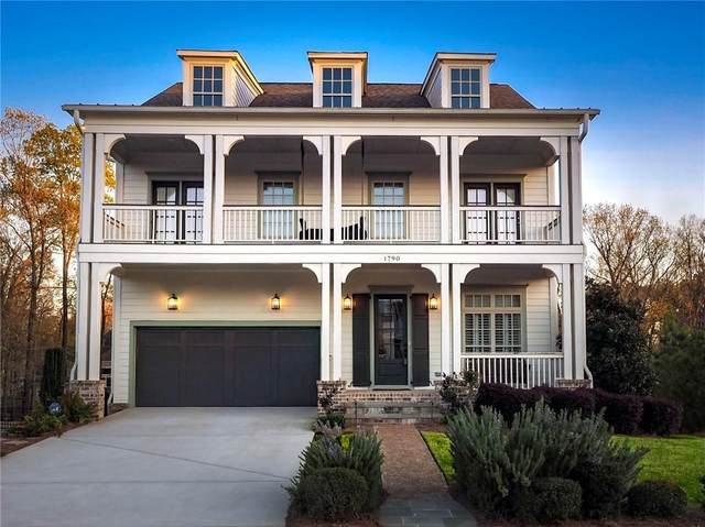 1790 Glenhaven Cove, Lawrenceville, GA 30043 (MLS #6839595) :: North Atlanta Home Team