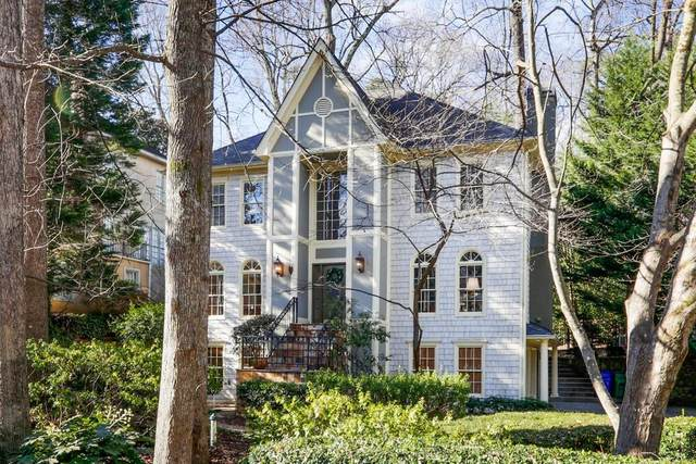 1974 Woodsdale Road NE, Atlanta, GA 30324 (MLS #6839703) :: North Atlanta Home Team