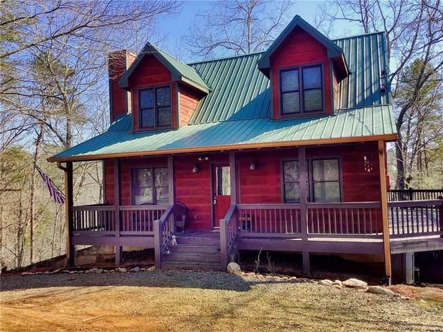 165 Palmetto Drive, Ellijay, GA 30540 (MLS #6840203) :: 515 Life Real Estate Company