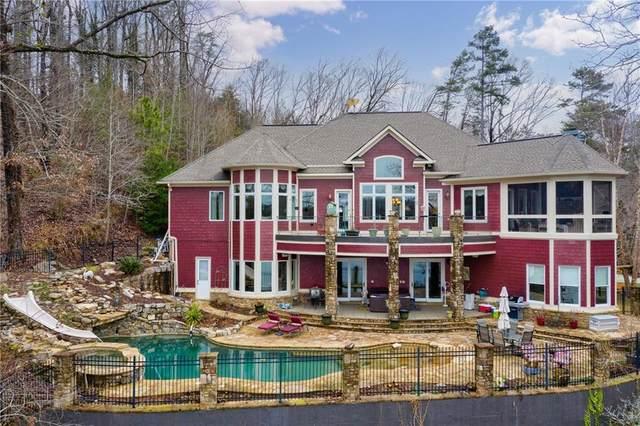 3339 Nottingham Forest Drive, Gainesville, GA 30506 (MLS #6840448) :: Tonda Booker Real Estate Sales