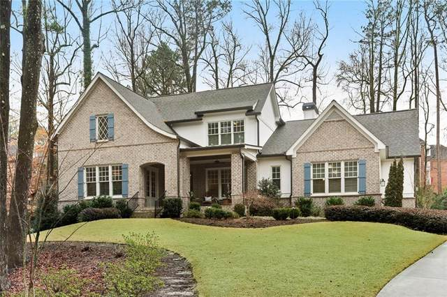 733 Glenairy Court, Atlanta, GA 30328 (MLS #6841342) :: Path & Post Real Estate