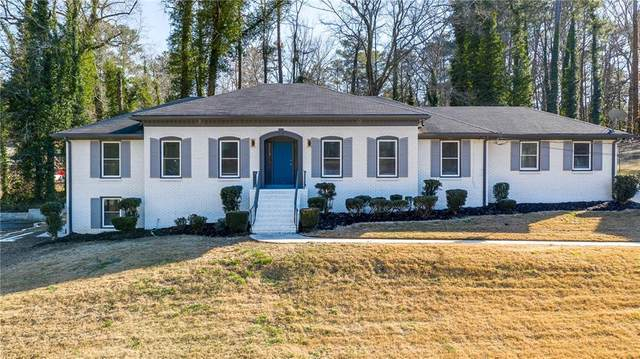 1368 Oakcrest Drive SW, Atlanta, GA 30311 (MLS #6841858) :: Path & Post Real Estate