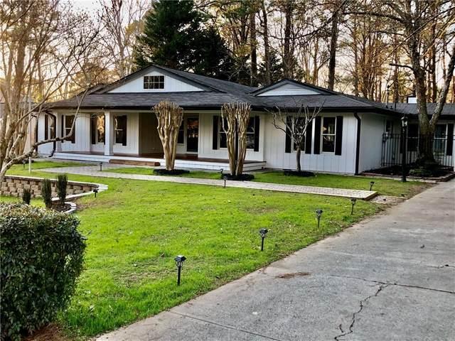 5242 Meadowcreek Drive, Dunwoody, GA 30338 (MLS #6842199) :: The Kroupa Team | Berkshire Hathaway HomeServices Georgia Properties