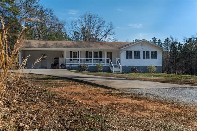 1021 Cross Plains Road, Carrollton, GA 30116 (MLS #6842562) :: North Atlanta Home Team