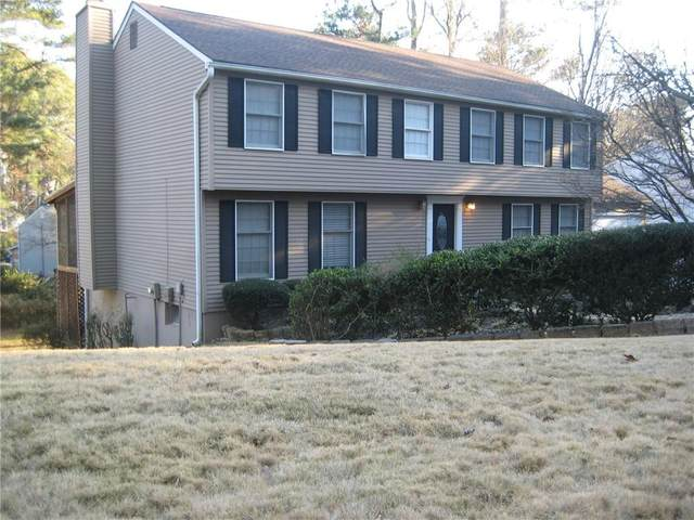 645 Sailwind Drive, Roswell, GA 30076 (MLS #6843704) :: North Atlanta Home Team