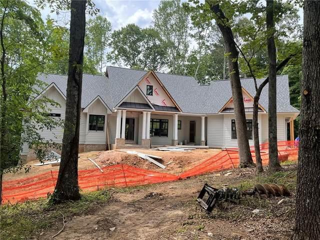 310 Hickory Flat Road, Milton, GA 30004 (MLS #6844040) :: North Atlanta Home Team