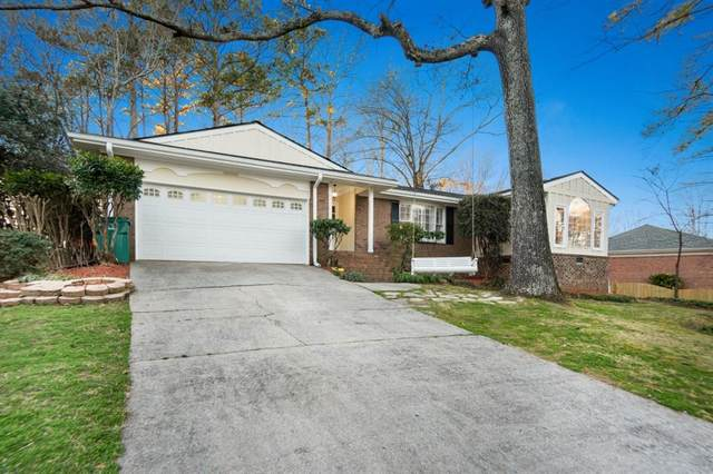 2291 Jay Lane SE, Smyrna, GA 30080 (MLS #6844204) :: North Atlanta Home Team
