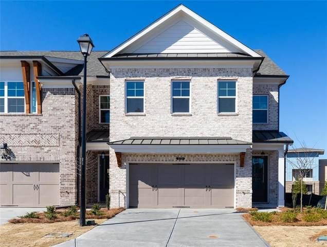 3817 Knox Park Overlook #22, Duluth, GA 30097 (MLS #6844403) :: North Atlanta Home Team
