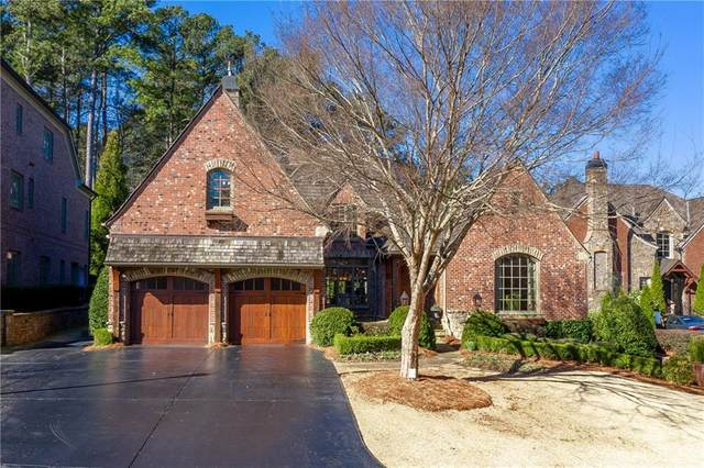 140 Ardsley Lane, Alpharetta, GA 30005 (MLS #6846305) :: North Atlanta Home Team