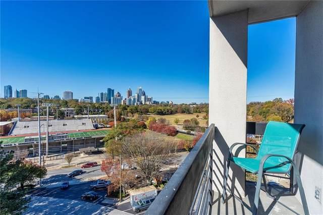 587 Virginia Avenue #616, Atlanta, GA 30306 (MLS #6846785) :: Good Living Real Estate